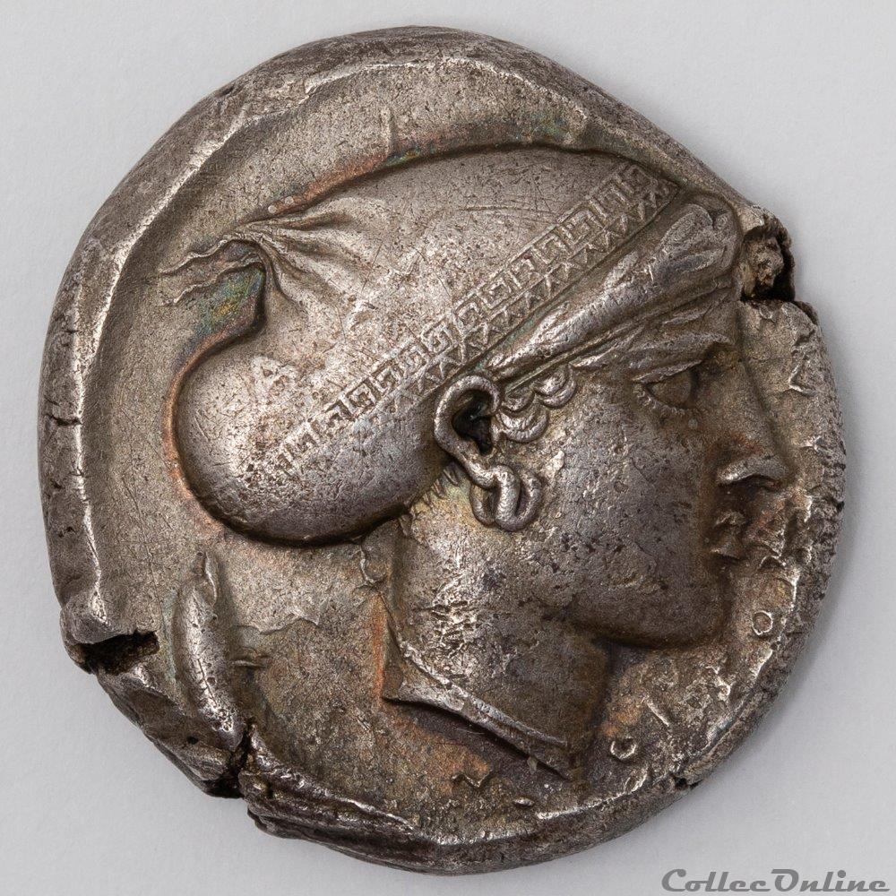 monnaie antique av jc ap grecque syracuse