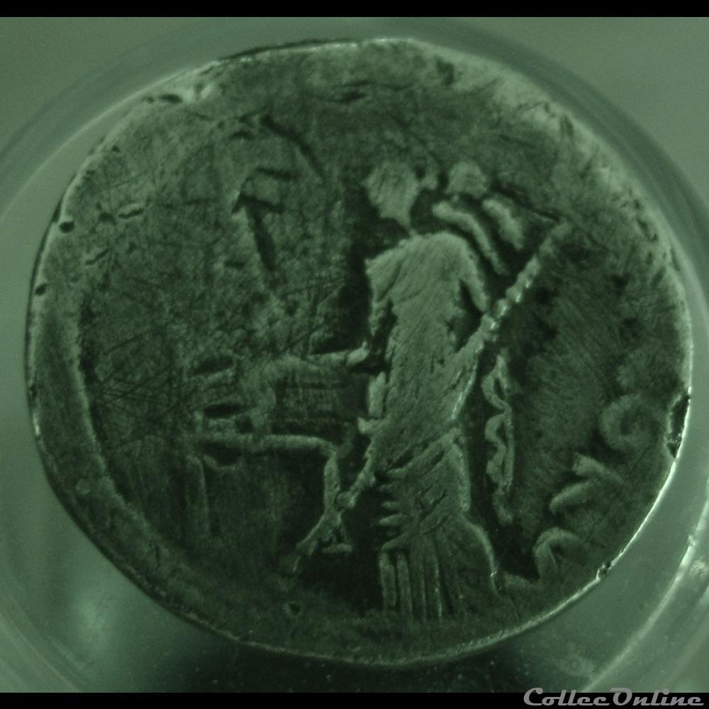 monnaie antique romaine denier cordia