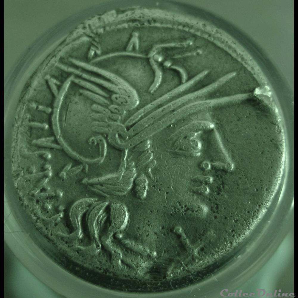 monnaie antique romaine denier antestia