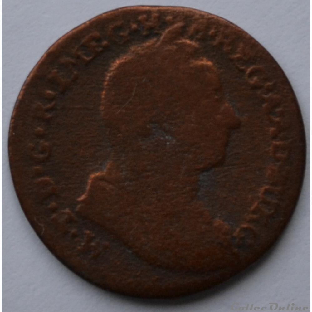 monnaie 1 liard 1780