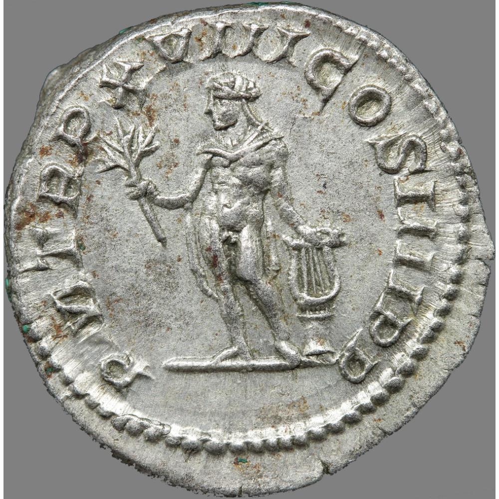 monnaie antique romaine caracalla 196 217 denier