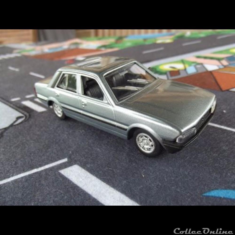 Voitures Francaises De Collection N 17 Peugeot 505 Models Cars