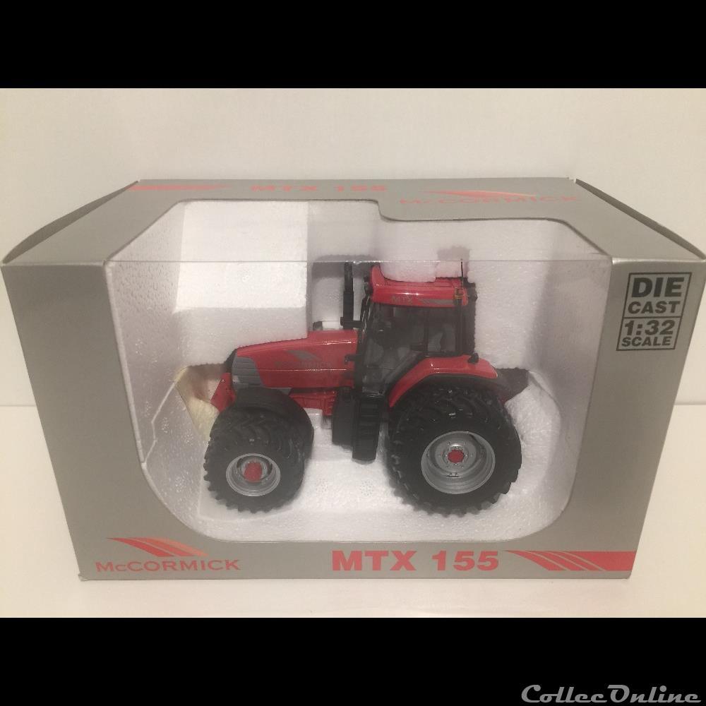 modele reduit vehicule agricole uh 2396 mc cormick mtx155 oui