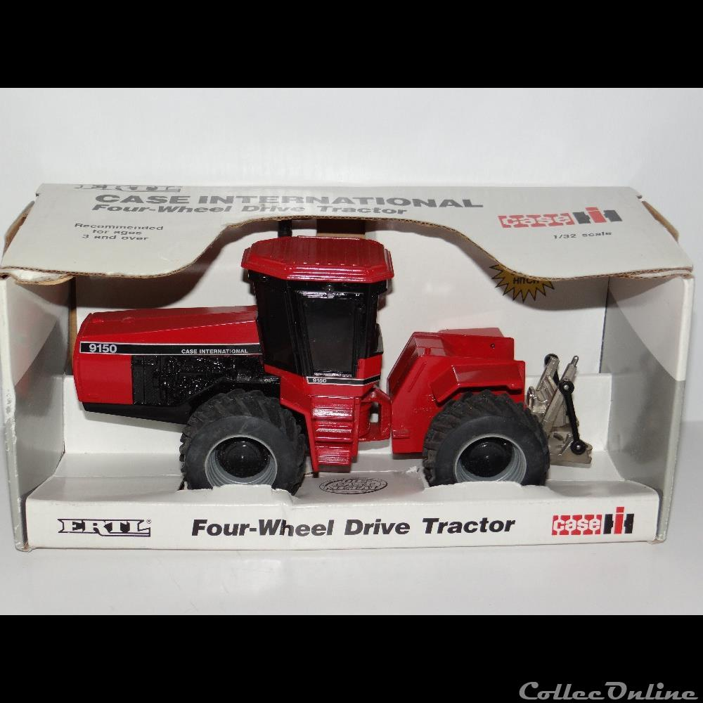 modele reduit vehicule agricole ertl 641a case ih 9150 oui