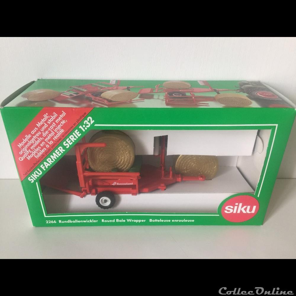 modele reduit vehicule agricole siku 2266 kverneland oui