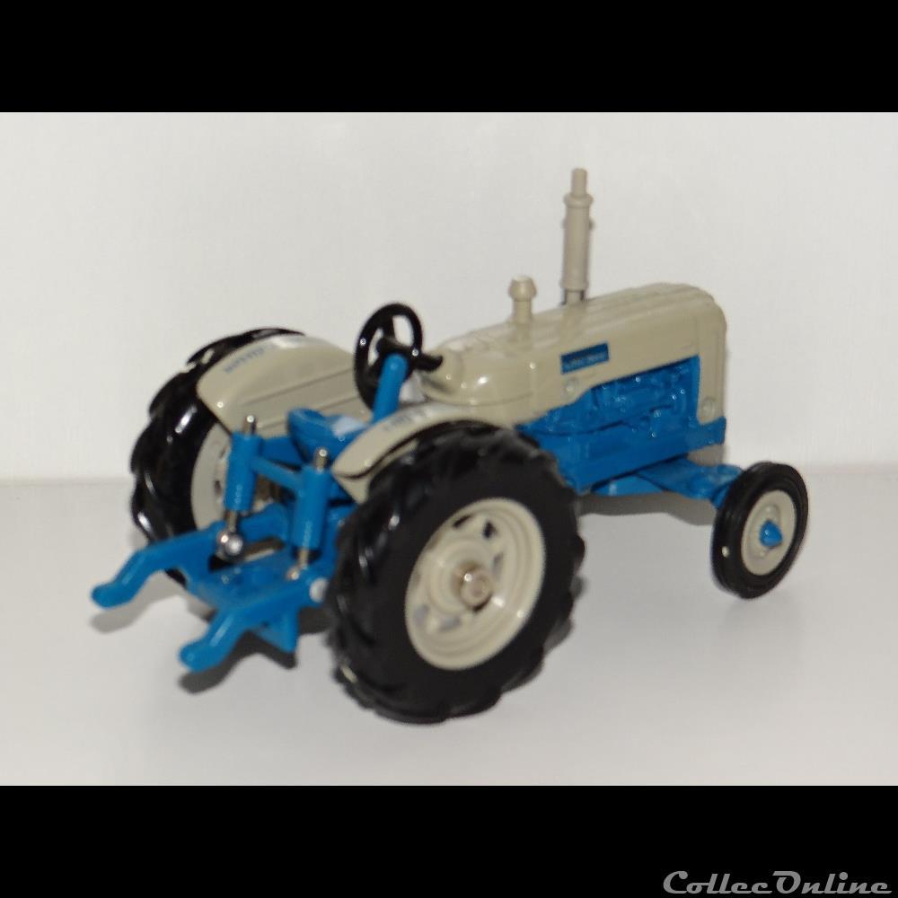 modele reduit vehicule agricole ertl 802ep ford 5000 super major oui