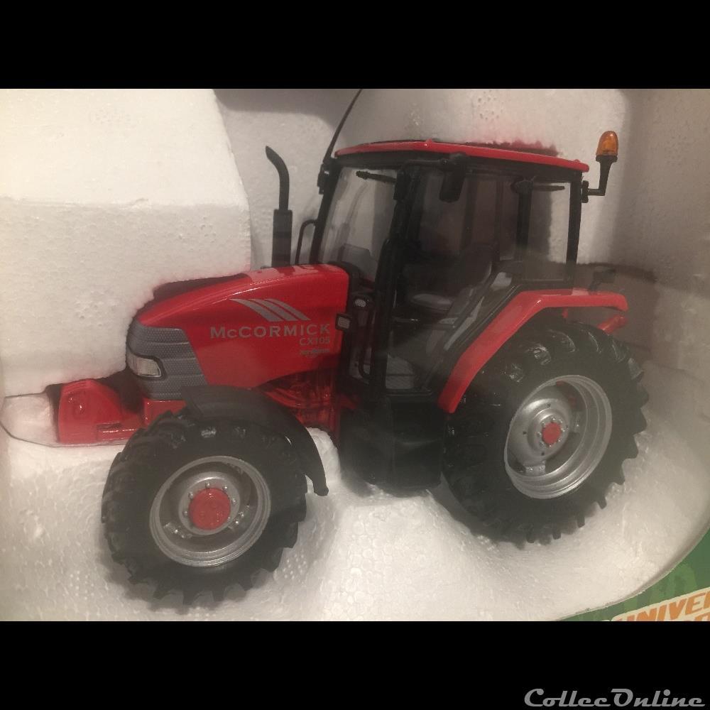 modele reduit vehicule agricole uh 2389 mc cormick cx105 oui