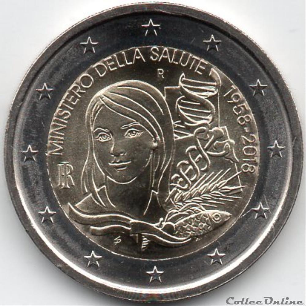 monnaie euro italie 2018 ministere de la sante