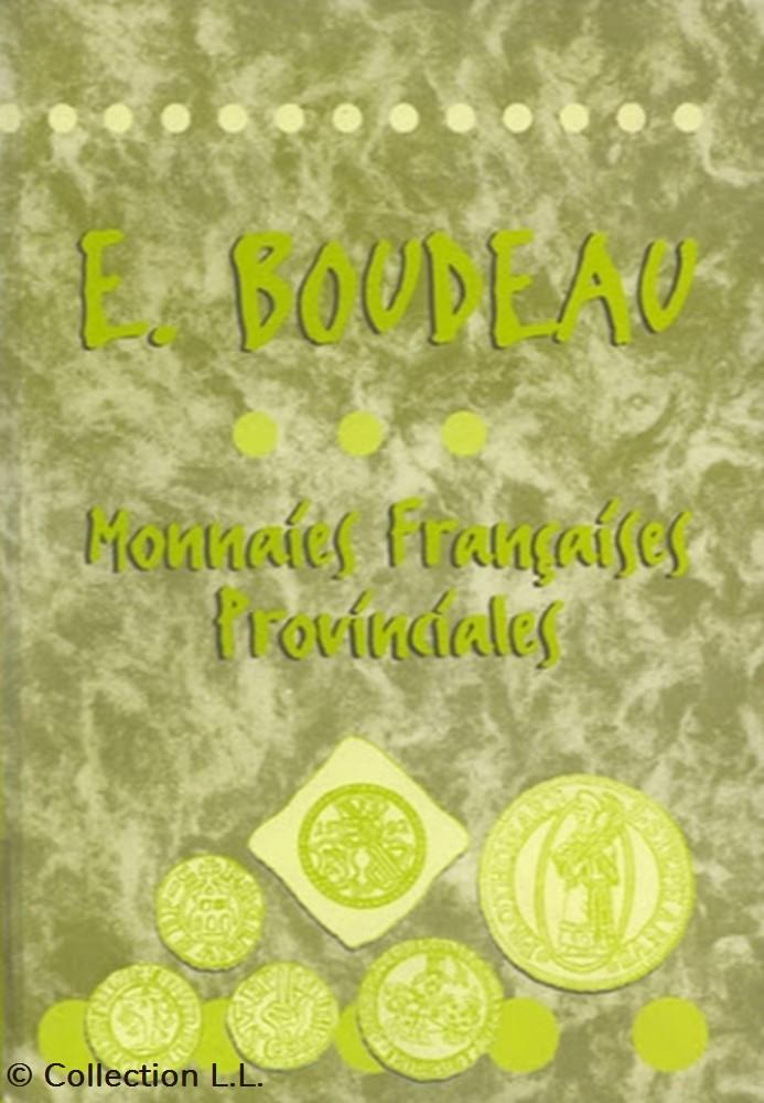 livre ouvrage 1996 monnaies francaises provinciales