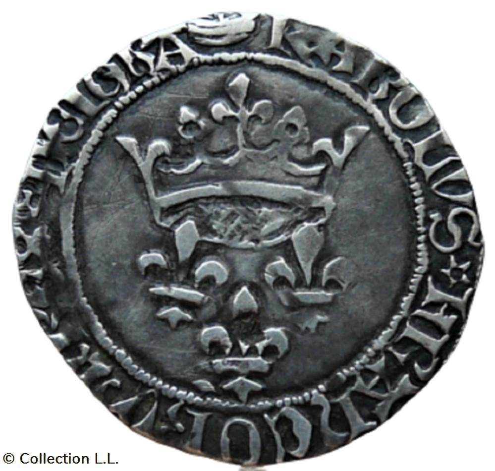 monnaie france royale 18a gros de roi 2 em bordeaux