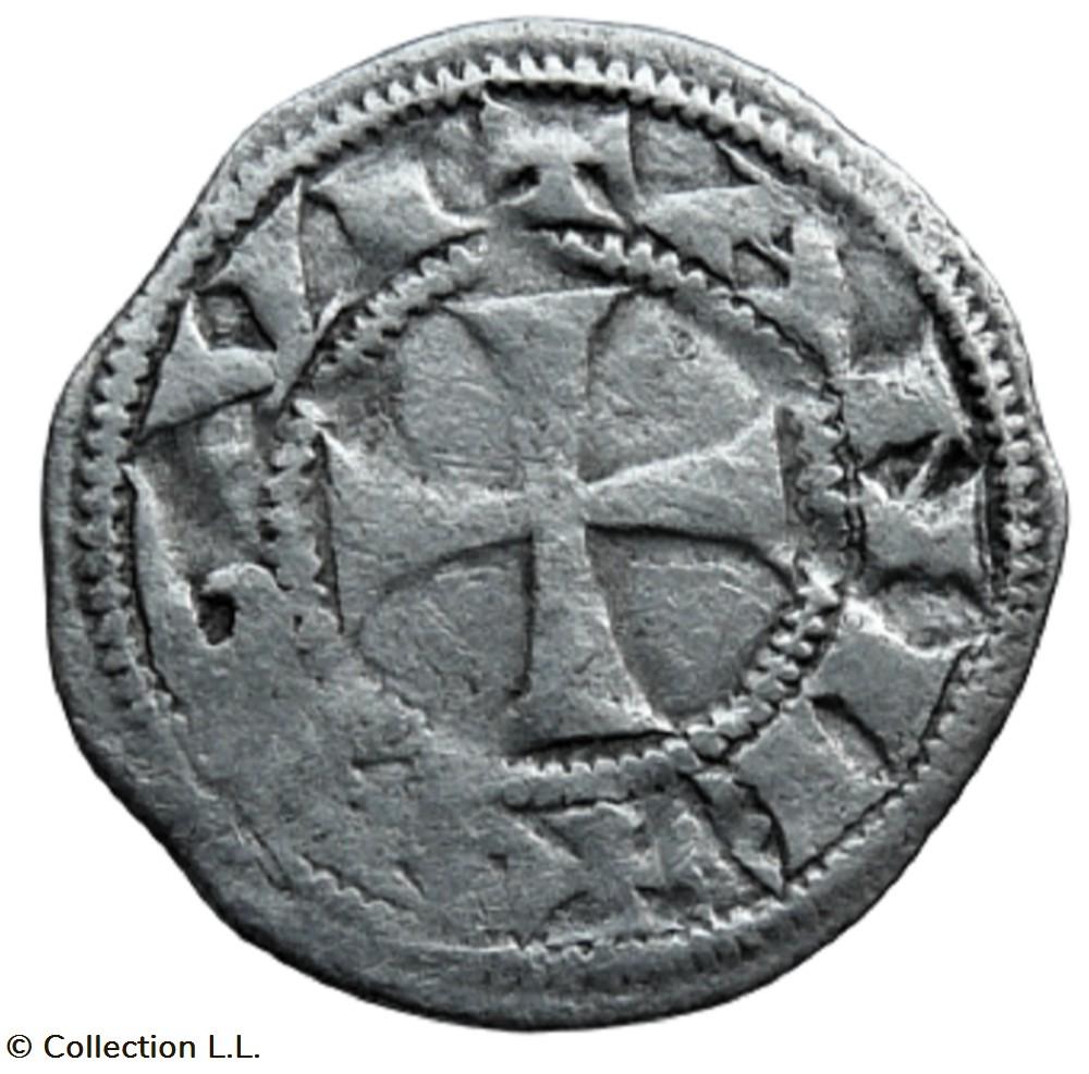 monnaie france feodale aquitaine duche richard ier denier
