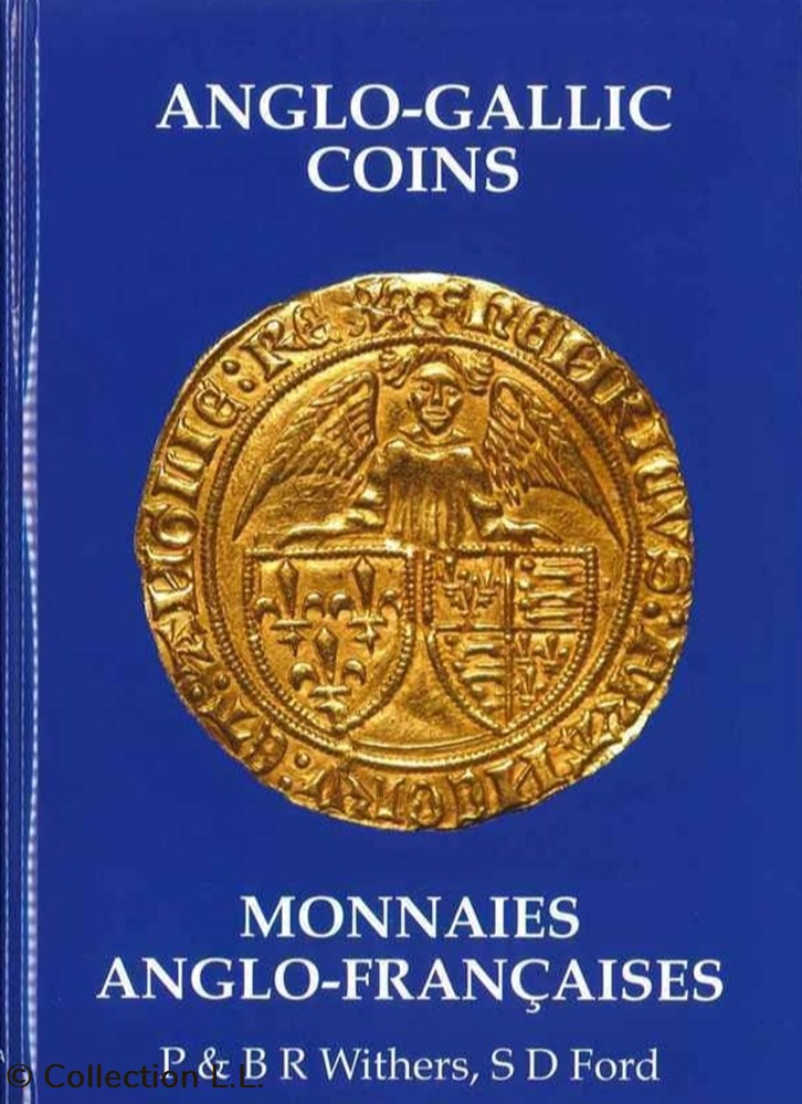 monnaie livre ouvrage 2015 anglo gallic coins