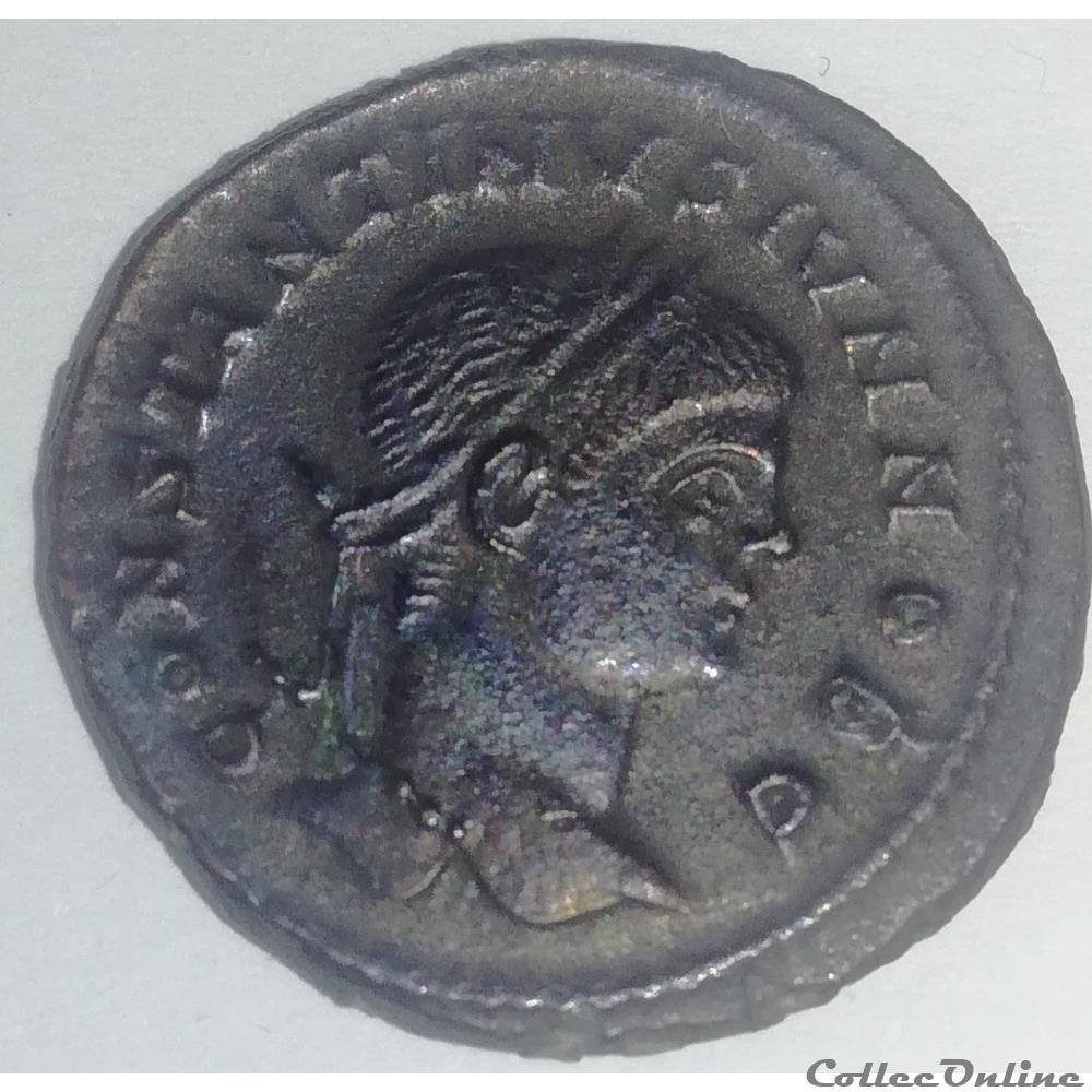 monnaie antique av jc ap romaine constantin ii 845 centenionalis ou nummus