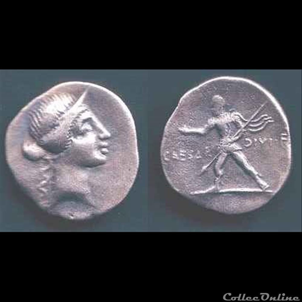 monnaie antique romaine octave denier