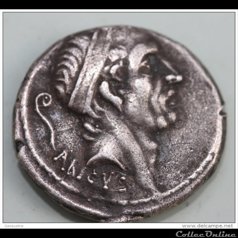 monnaie antique romaine l marcius philippus denier