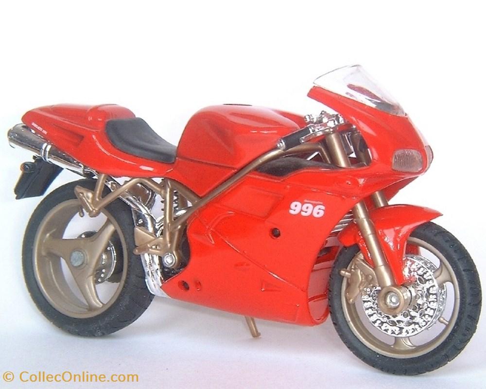 1998 - 996 : Modèles réduits, Motos, Ducati, Année, Catégorie...