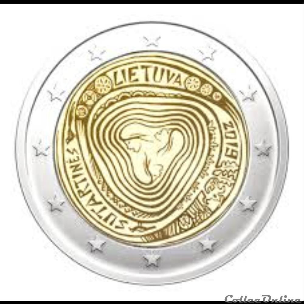 monnaie euro lituanie chansons fokloriques 2019