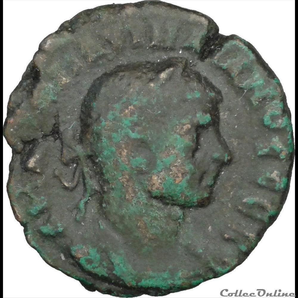 monnaie antique romaine provinciale alexandrie aurelien tetradrachme an 6