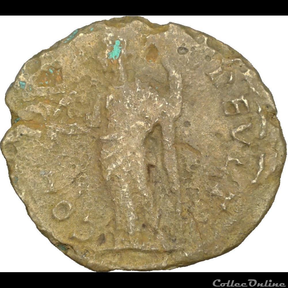 monnaie antique romaine provinciale deultum alexandre severe 2 assaria