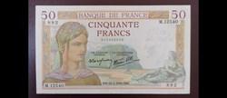 50 francs Céres P-85b34