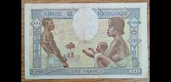 100 francs ND 1937 P-40a.3
