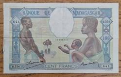 100 francs ND 1937 P-40a.2