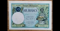 dix francs ND 1937  P-36a.2