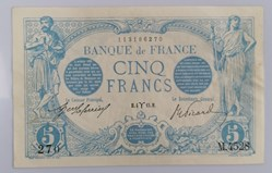 5 francs type 1905 P-70a