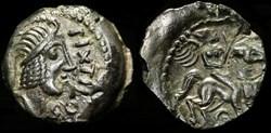 Carnutes - Bronze Pixtilos au cavalier