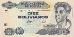 10 Bolivianos