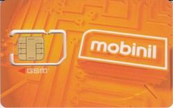 Mobinil SIM Card
