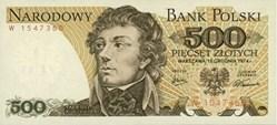 500 Zlotych