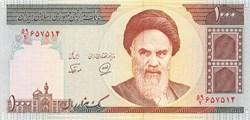 1,000 Rials