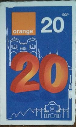 Orange 20 LE