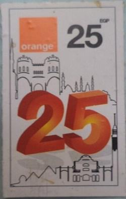 Orange 25 LE