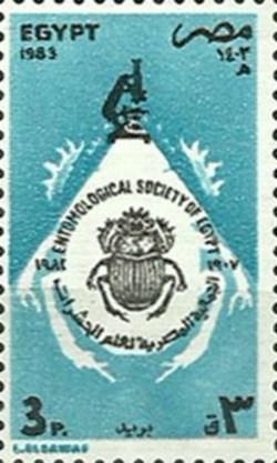 Entomology Society, 75th anniversary