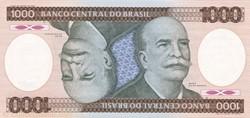 1,000 Cruzeiros