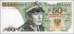 50 Zlotych