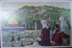Jerusalem View of city