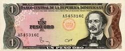 1 Peso Oro