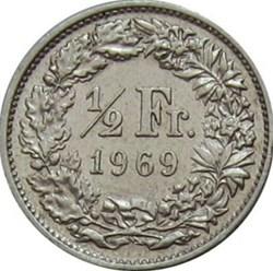 ½ Franc