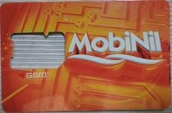 Mobinil SIM Card - New Layout