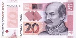 20 Kuna