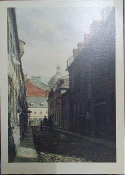 Rue Saint-Amable ouverte (1725 )