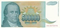 500,000 Dinara