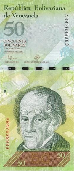 50 Bolívares