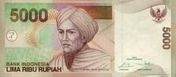 5,000 Rupiah