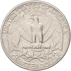 25 Cents / Quarter