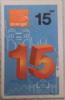 Orange 15 LE