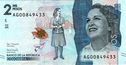 2,000 Pesos